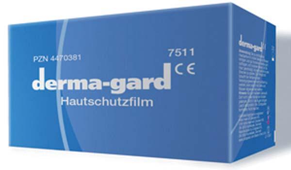 Coloplast Derma-Gard Hautschutzfilm (Tücher P=50)
