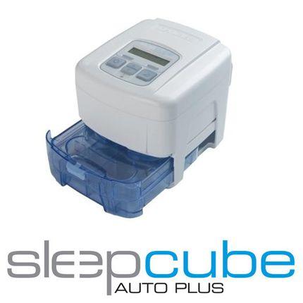 DeVilbiss Sleepcube AutoPlus CPAP APAP Gerät inkl. Anfeuchter