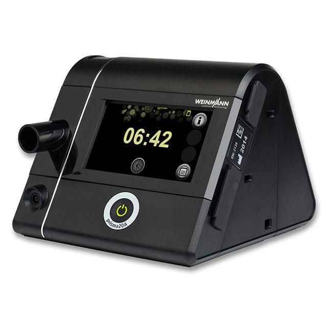 Weinmann Prisma20A CPAP APAPGerät zur Behandlung von Schlafapnoe mit variablem Druck
