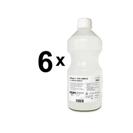 Aeropart steriles Wasser Sterilwasser für die Inhalation O2-Atemgasbefeuchtung Sauerstoff