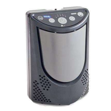Invacare XPO2 Mobiler Sauerstoffkonzentrator, O2-Gerät tragbar bis 5L/min, inkl. 2 Akkus