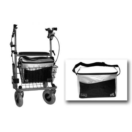 Rollator-Kühltasche Cool Gehhilfe Gehwagen