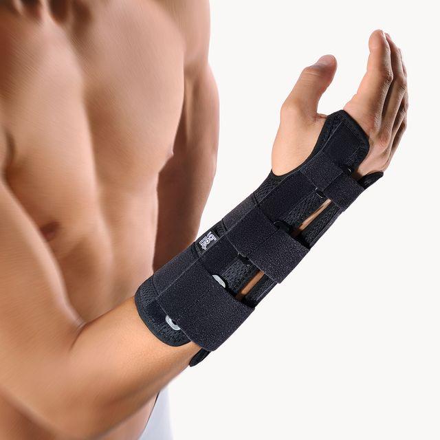 Bort StabiloPro Handgelenkstütze offene Form Bandage mit Klettverschluss