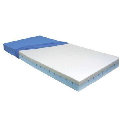 SHP-Dekucare Viscomatratze, 200x90x14cm, Inkl. AG-Protect Inkontinenzbezug, bis 140 kg belastbar