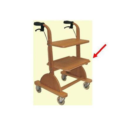 Tablett für Haus-Rollator von Schulte