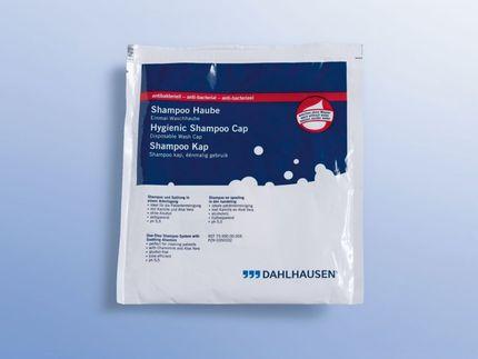 Dahlhausen Shampoo Waschhaube Antibakteriell