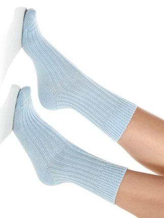 Medima® Kuscheldinger 67% Wolle 13% Angora hellblau