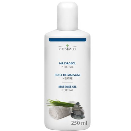 CosiMed Massageöl neutral, 250ml