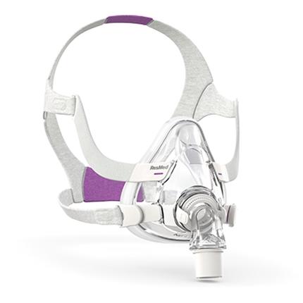 ResMed AirFit F20 for Her APAP/CPAP Maske  Kompakte Full Face Maske
