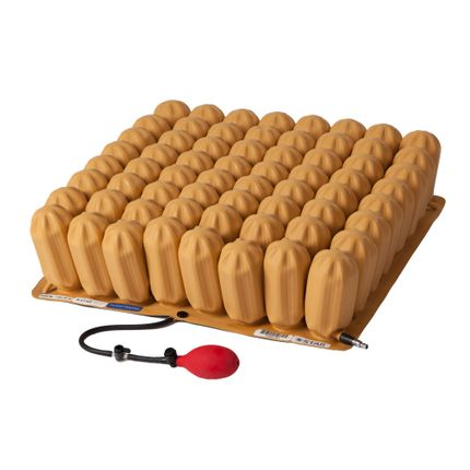 Etac StarLock Sitzkissen, Positionierungskissen, Anti-Dekubitus-Kissen, Luftzellenkissen, keine Gewichtsbeschränkung