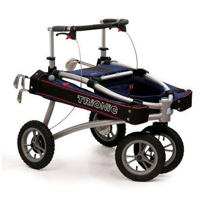 Veloped Golf 12er M Trionic (Körpergröße 150-189cm; Griffhöhe 75-95cm) marineblau/schwarz/rot