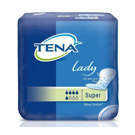 Tena Lady Super (30 Stück) bei mittlerer bis stärkerer Blasenschwäche 001