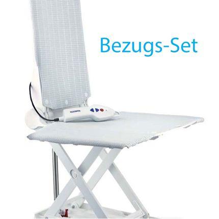Bezugset für Aquatec Orca, Fb. weiß (Sitz- & Rückenbezug)
