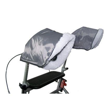 Wärme-Handschutz für Rollator, Gehhilfe, Wärmeschutz (Paar) 001