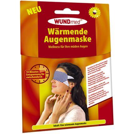 Wundmed Augenmaske, wärmend, 1er