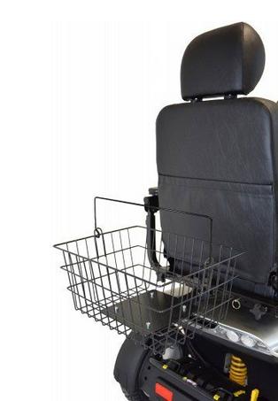 Heckkorb Trendmobil inkl. Halterung zusätzliche Tragekapazität für Ihren Scooter