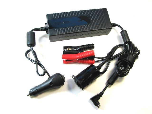Resmed S9 Konverter für Kfz-Betrieb und Anschluss an Batterie (Wohnwagen)