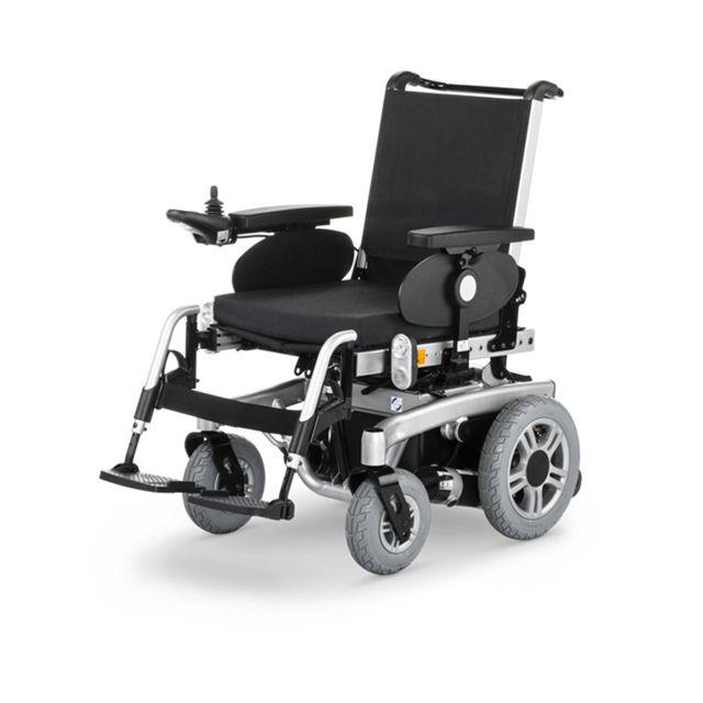 E-Rollstuhl Meyra iChair MC-1, das Einstiegsmodell der Elektrorollstühle, bis 120 kg inkl. Anlieferung/Einweisung/Aufbau vor Ort Sitzbreite 48 cm