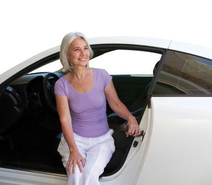 Auto-Ausstiegshilfe METRO Haltegriff fürs Auto für Halt beim aussteigen