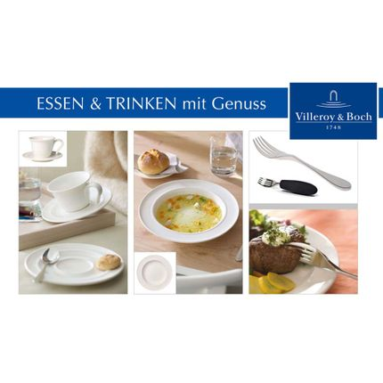 Thomashilfen Essen & Trinken Set Villeroy & Boch Edition, 5-teilig, Esshilfe und Trinkhilfe