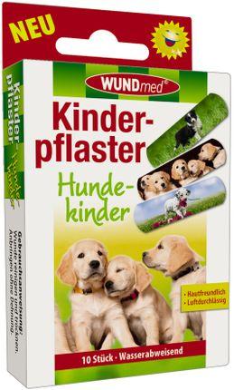"""Wundmed Kinderpflaster """"Hunde"""" 10 Stück"""