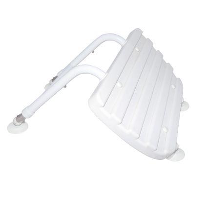 Badewannenverkürzer, verstellbar, verkürzt bis zu 40cm, mehr Komfort & Sicherheit beim Baden, besonders geeignet für kleinere Personen