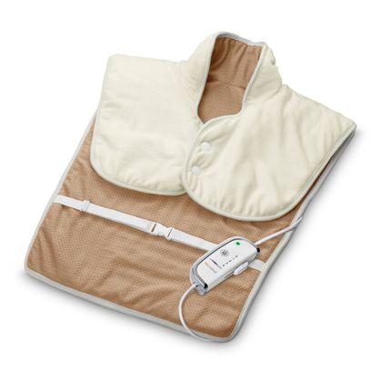 Medisana Schulter-Rückenheizkissen HP 630, 4 einstellbare Temperaturstufen, Größe 55 x 65 cm