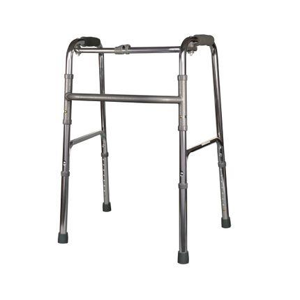 RFM Gehbock faltbar, praktische Hilfe zum Aufstehen und Gehen auch in schmalen Räumen, nur 2,2 kg, belastbar bis 115kg