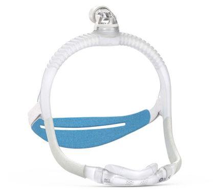 ResMed AirFit N30i Starter Paket in der Größe Standard Komplett, CPAP/APAP Nasenspitzenmaske Nasenflügelmaske