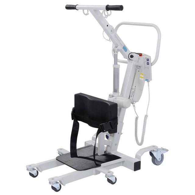 AKS Torneo Compact Aktivlifter, Patientenlifter, Aufrichten und Bewegen des Patienten (Transferieren, Umsetzen), hohe Wendigkeit auf kleinster Fläche, bis 150kg