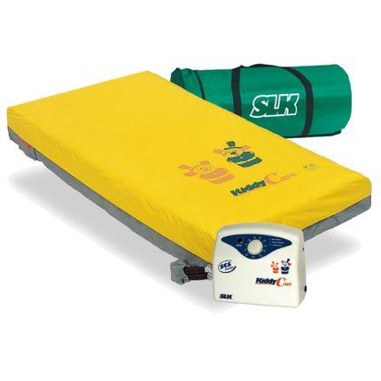 SLK KiddyCare Pulsations-Komplettersatzsystem Wechseldruckmatratze für Kinder (140x70cm)