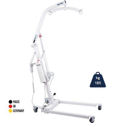 SLK Carry 185 ECO Patientenlifter, Hebelifter bis 185kg, inkl. Hebegurt Gr. M, Akku & Ladegerät