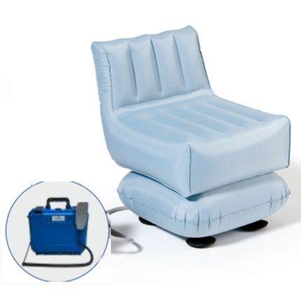 Juwel Premium Badekissen, Badewannenlifter mit Luft, einfache Handhabung, bis 150kg belastbar
