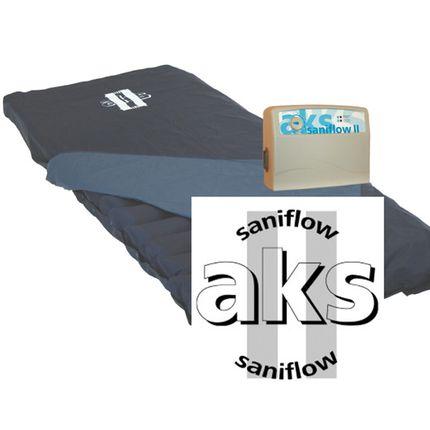 AKS Saniflow 2 Wechseldruckmatratze Anti-Dekubitus-System bis Decubitus, Grad 2, bis 120 kg
