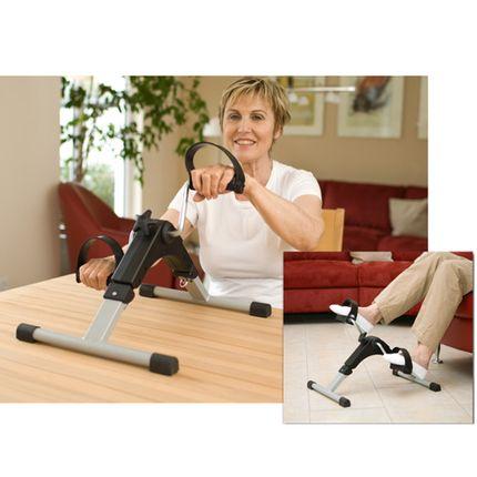 Mobilitätstrainer trainiert Arme und Beine!
