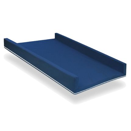 SLK Frame 90/120 Rahmen für Wechseldruckmatratze Sondermaß zur Verwendung im Pflegebett (120 cm Bett-Schaumstoffrahmen für 90 cm Dekubitus-Matratze)