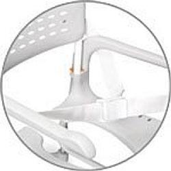 Sicherheitsgurt von Etac für Clean Dusch- und Toilettenstühle