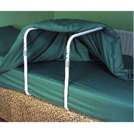 Bettdecken-Schwebegerüst von homecraft Bettdecke von Beinen + Füßen fernhalten