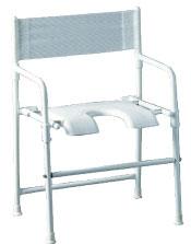 Etac duschstuhl rufus plus xl mit r ckenlehne bis 200kg for Stuhl 200kg belastbar