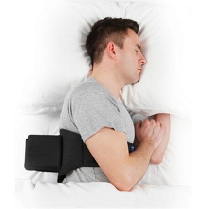 Zzoma Rückenlage-Verhinderungskissen zur Positionstherapie im Schlaf