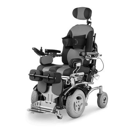 Meyra Nemo 1.595 Vertikal Elektro-Rollstuhl der Aufstehrollstuhl nach Maß