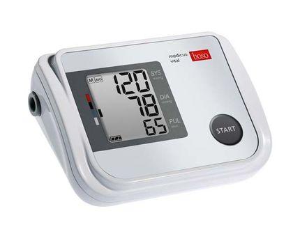 Boso Medicus Vital Oberarmmessgerät Das Blutdruckmessgerät mit mehr Informationen