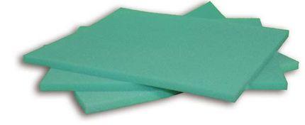 Ligasano grün, Klimagitter (P=7) Polyurethan-Schaumverband, unsteril, 55x45x2cm