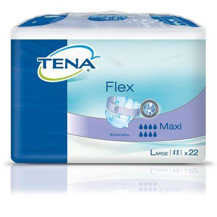 Tena Flex Maxi L (22 Stück ) bei schwerer bis sehr schwerer Blasenschwäche