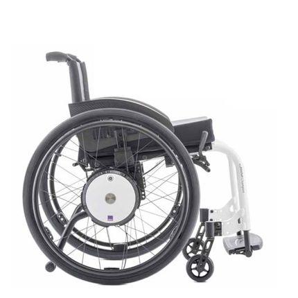 Alber Twion M24 Schnellster und leichtester Rollstuhlantrieb, zum Anbau an Ihren Rollstuhl