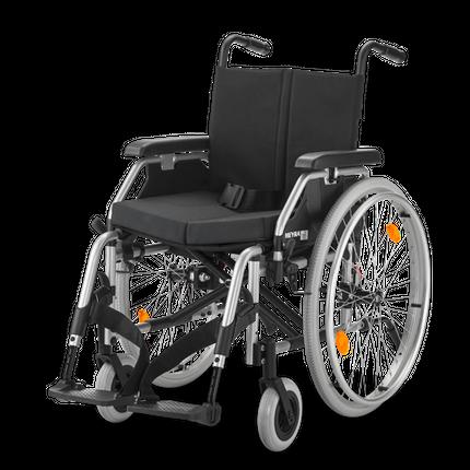 Meyra Eurochair 2 Rollstuhl Leichtgewicht inkl. Premium-Ausstattung