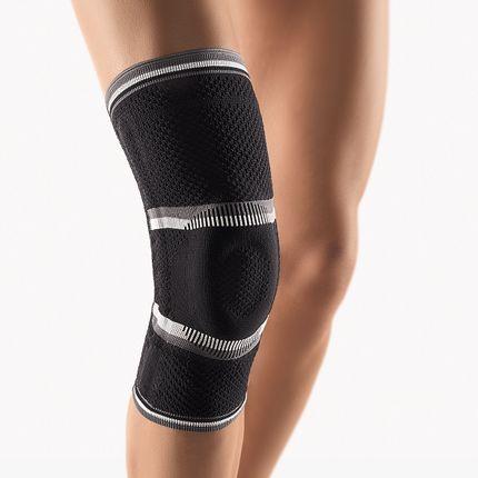 Bort StabiloGen Latexfrei Kniebandage Bandage aus latexfreiem Gestrick