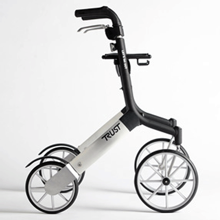 TrustCare Lets Go Out Rollator der Outdoor Rollator
