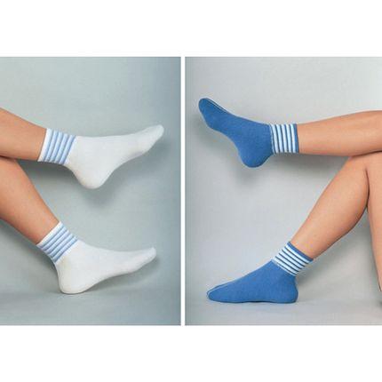 Medima® Bettdinger kuschelige Socken gegen kalte Füße im Bett