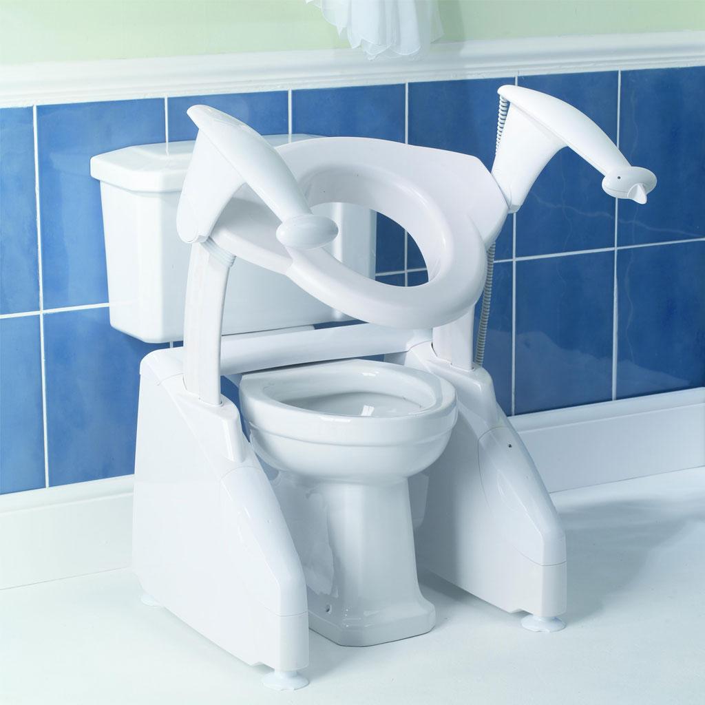 Toilettenlifter & Aufstehhilfe SOLO elektrischer WC-Lifter
